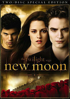 New The Twilight Saga: New Moon - 2 Disc Special Edition - Kristen Stewart