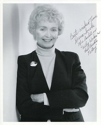 Diana Sowle Willy Wonka And The Chocolate Factory Signed Autograph Photo