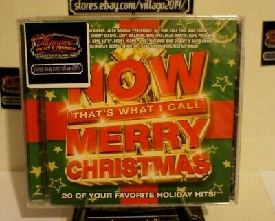 Now Merry Christmas by Various Artists NEW CD FREE SHIPPING!!