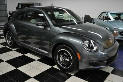 2016 Volkswagen Beetle - Classic RARE - LIMITED EDITION INTERIOR - NAVIGATION GORGEOUS - ABSOLUTELY BRAND NEW CONDITION - GORGEOUS INTERIOR