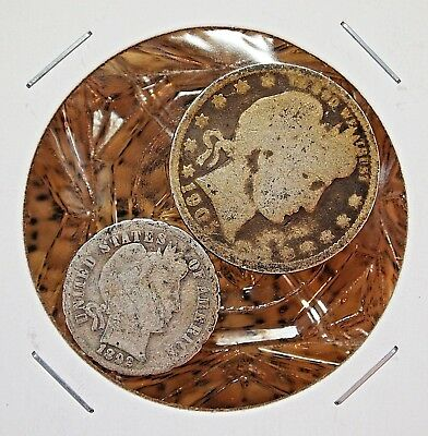 Nice Lot Of 2 United States Coins (Nice Addition To Your Collection).....#13489