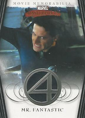 "Marvel Masterpieces 2- FF1 ""Mr Fantastic"" Memorabilia Costume Card (Plain Black)"