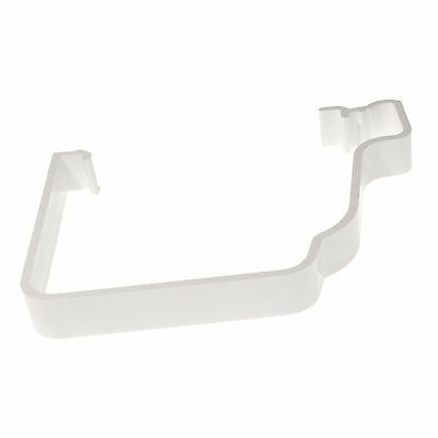 K2 C8067 Conservatory Gutter Clip Upvc Conservatory for Union, Joint and Corner