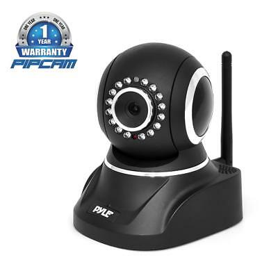 PIPCAMHD82BK Wireless IP Wi-Fi Security Surveillance Camera, Full HD, Remote