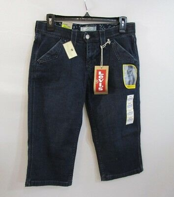 Levis Jeans Capri Sze 6P New With Tag