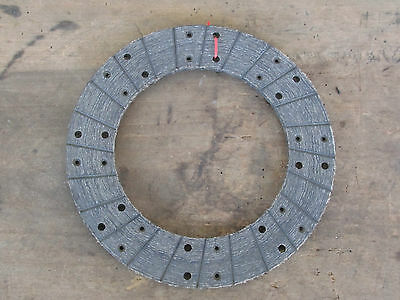 NOS 1930's 40's 50's?  dodge desoto plymouth CLUTCH DISC FACINGS STG1054