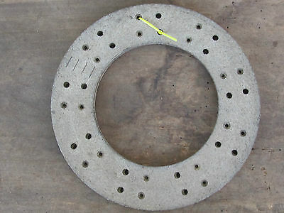 NOS 1930's 40's 50's?  dodge desoto plymouth CLUTCH DISC FACINGS Southern 1057B