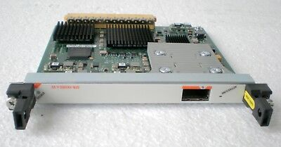 Cisco SPA-1X10GE-L-V2  1-Port 10GE  SPA Adapter mit XFP-Slot +   XFPGLR-192SR-L