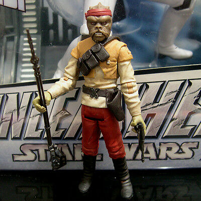 STAR WARS the vintage collection KITHABA skiff guard ROTJ VC56