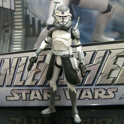 STAR WARS the clone wars 104th battalion COMMANDER WOLFFE phase II clean version