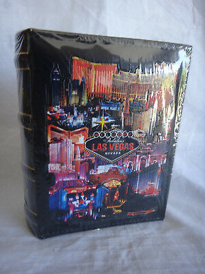 "Las Vegas, Nevada USA Photo Album for 5""x7"" Photos ~ New & Sealed"