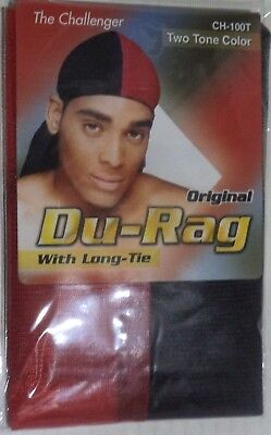 Du-Rag Two Tone Classic, 1 Count (CAP & HAT & CLOTHING ACCESSORY)