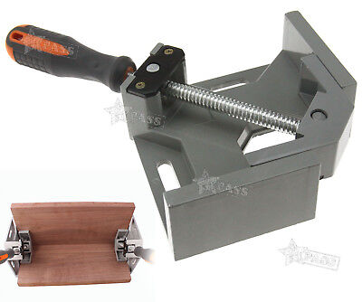 Right Angle Clamp 90° Corner Clamp Woodworking Vice Wood Metal Welding Hand Tool