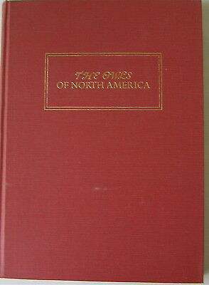 Owl Book   The Owls Of North America