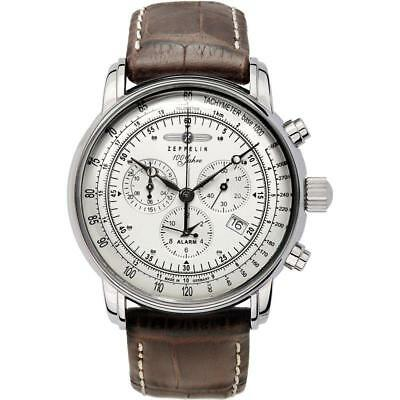 Zeppelin 100 Years Chronograph Mens Watch 7680-1