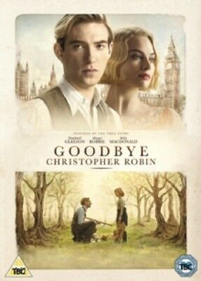 Goodbye Christopher Robin  New DVD Region 4 IN STOCK NOW DONT WAIT