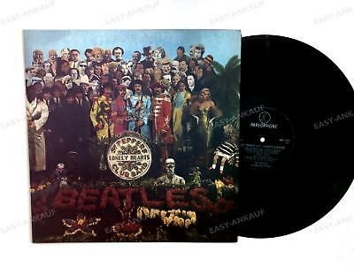 The Beatles - Sgt Pepper's Lonely Hearts Club Band NL LP 1967 FOC, Mono /3