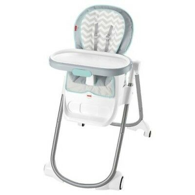 Fisher-Price 4-in-1 Total Clean High Chair - Sweet Surroundings