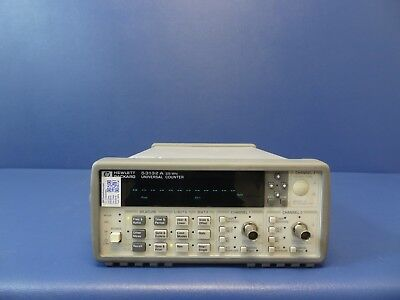 Keysight HP Agilent 53132A 225MHz Universal Frequency Counter