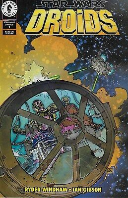 Star Wars Droids (Vol.2) No.1-8 / 1995 Ryder Windham Ian Gibson & Bill Hughes