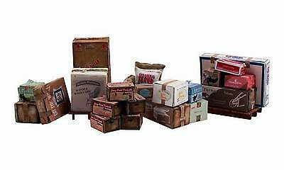 Woodland Scenics Miscellaneous Freight O Scale Accessories