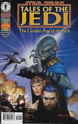 Star Wars: Tales of the Jedi - The Golden Age of the Sith No.0 / 1996