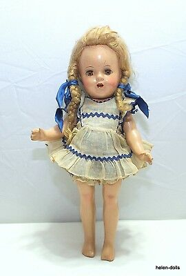 1941 COMPO DOLL - 13 in. TALL