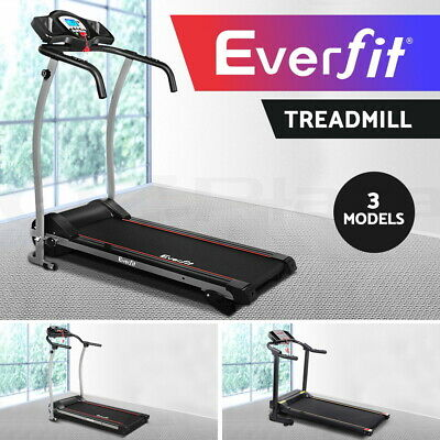 Everfit Electric Treadmill Gym Home Exercise Machine Fitness Equipment Physical
