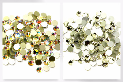 Stick On Foil Backed Diamante Stones - per pack of 144 (42411110SS20-M)