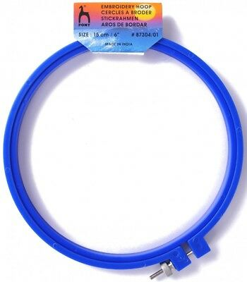 Pony Plastic Embroidery Ring Hoop - each (87302-M(LL))