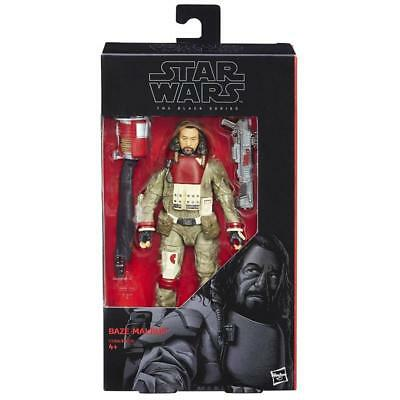 "Star Wars The Black Series Baze Malbus 6"" Action Figure Toy"