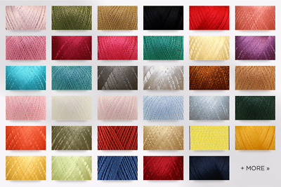 DMC Petra Cotton Thread - per 100 gram ball (D993A8-M)