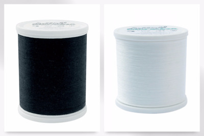Madeira No 70 Machine Embroidery Bobbin Fill Thread - each (Madeira-9765-M)
