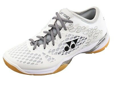 New 2018 Yonex Shb-03Zmex Power Cushion 03 Z Men Lcw Badminton Shoes White