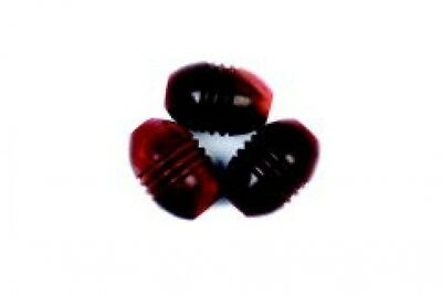 CF02\56 per pack of 3 Craft Factory Natural Horn Craft Beads