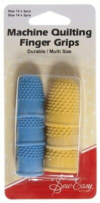 Sew Easy Quilters Finger Grips - per pack of 6 (ER226)