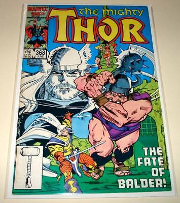The Mighty THOR # 368  Marvel Comic  (June 1986)   FN/VFN