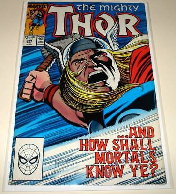 The Mighty THOR # 394  Marvel Comic  (August 1988)   FN/VFN