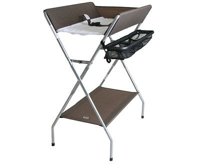 Valco Baby PAX Plus Change Table - Dark Brown Crinkle