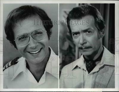 1981 Press Photo Bernie Kopell stars in The Love Boat - cvp63728