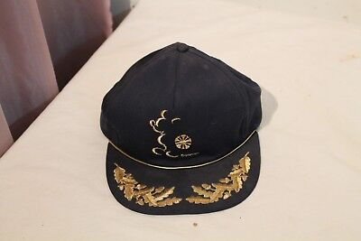 Disney Fire Chief Ball Cap