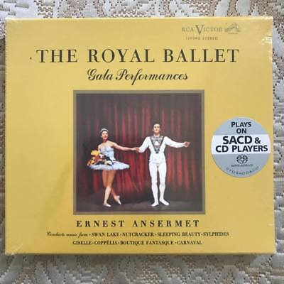 RCA/DECCA | Ernest Ansermet - The Royal Ballet Gala Performances 2 SACD Boxset