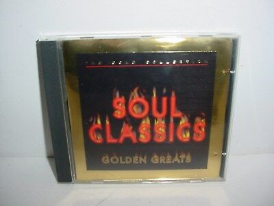 Soul Classics Gold Collection CD Music