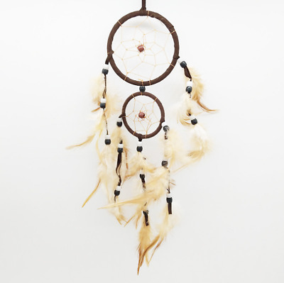 NEW Handmade Dream Catcher Net Feathers Wall Car Hanging Decoration Decor Craft