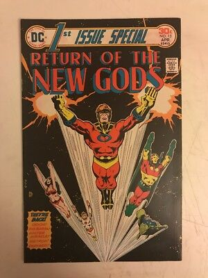 DC Comics 1st Issue Special #13 Bronze Age 1976 Return of the New Gods