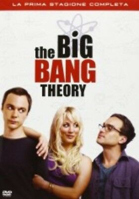 The Big Bang Theory  - Stagione 01  3 Dvd  Cofanetto