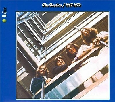 The Beatles - 1967-1970 [Remastered] [Digipak] The (2010) 2-CD NEW MINT SEALED