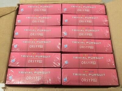 Lot of 12 New, Sealed Trivial Pursuit Cloud Computing Edition
