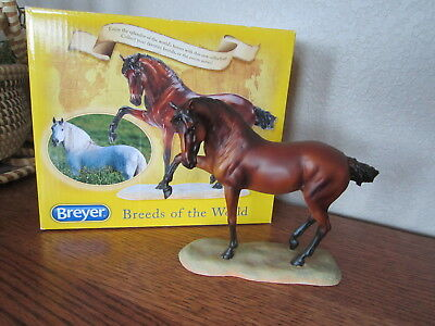 Breyer Horses #8253 Andalusian Breeds of the World Pure Spanish Horse /NIB