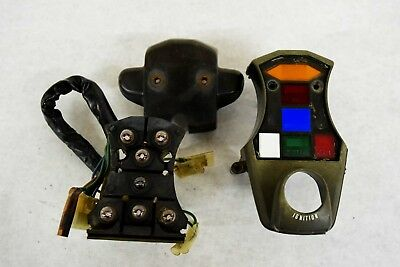 Honda Goldwing Gl1000 Gl 1000 Instrument Pilot Dash Display Light Wiring Harness